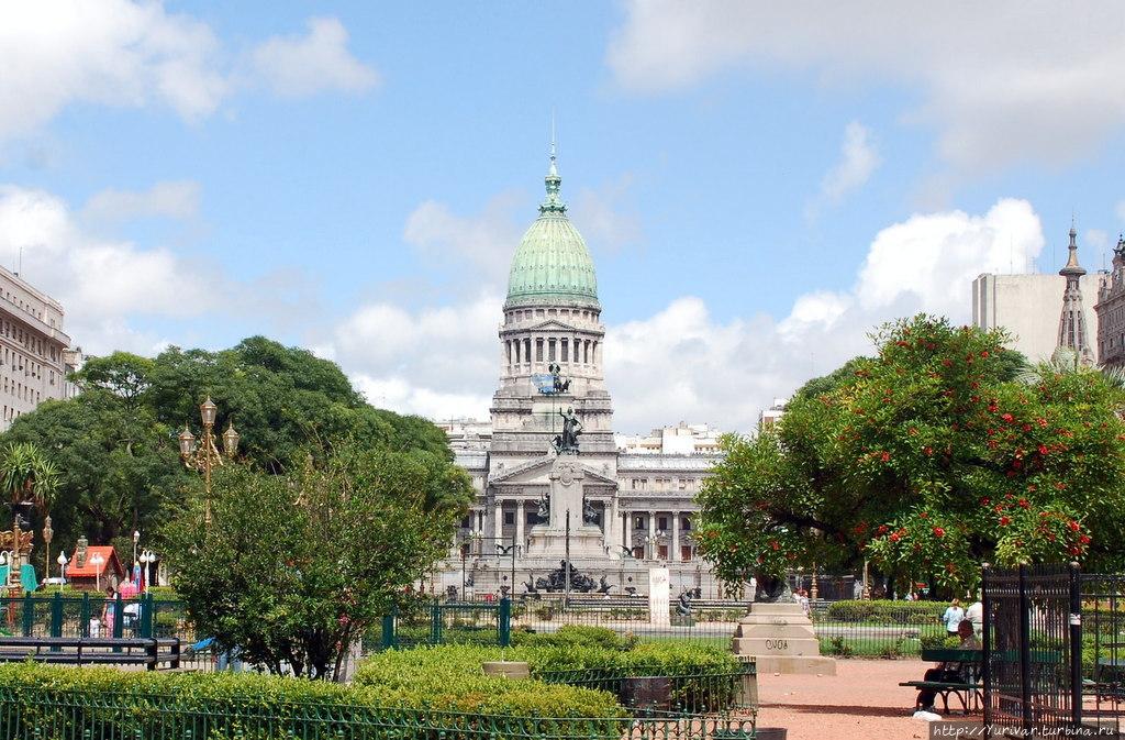 Здание парламента Аргенти