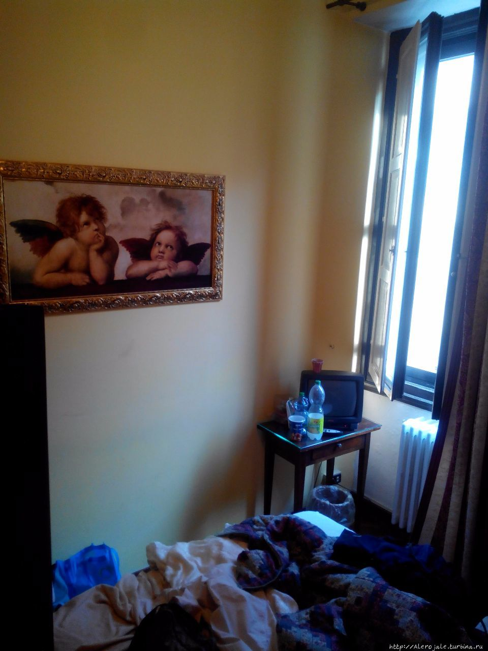 Под Куполом Дуомо Флоренция, Италия