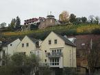Резиденция графов фон Шпонхайм — замок Кауценбург (1205г.)