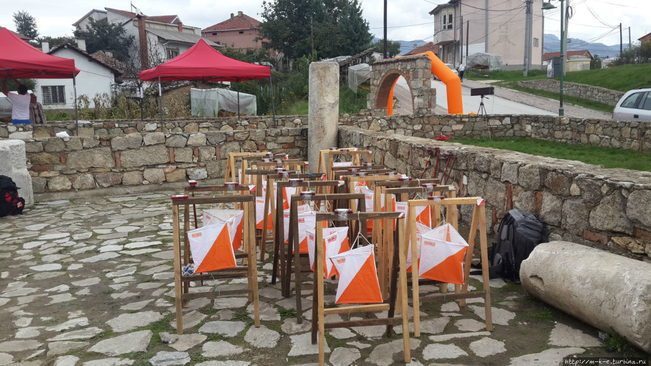Неудачи у Каменной Бабы Прилеп, Македония