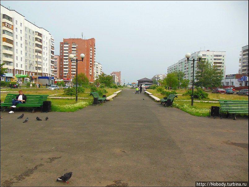 Советская улица.