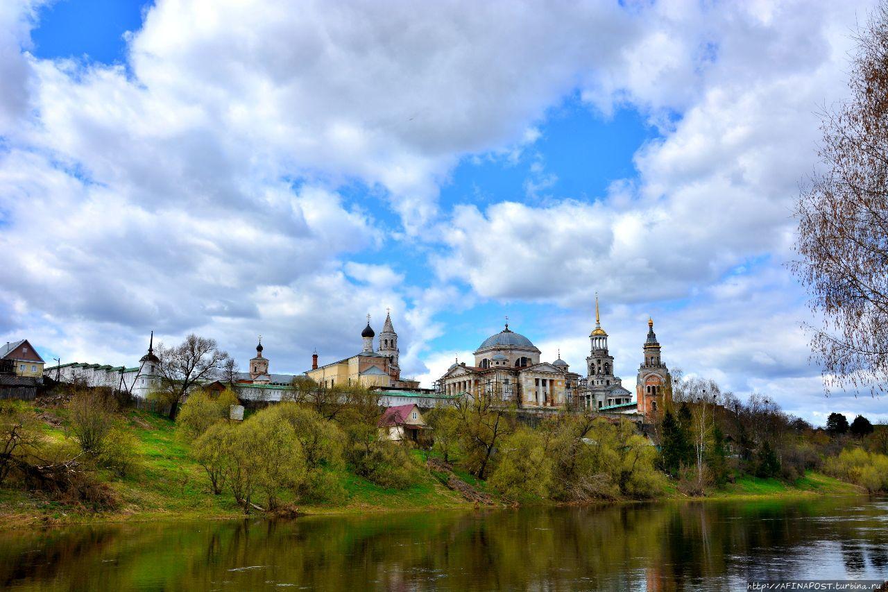 Торжок. Борисоглебский монастырь — обитель печали Св. Ефрема