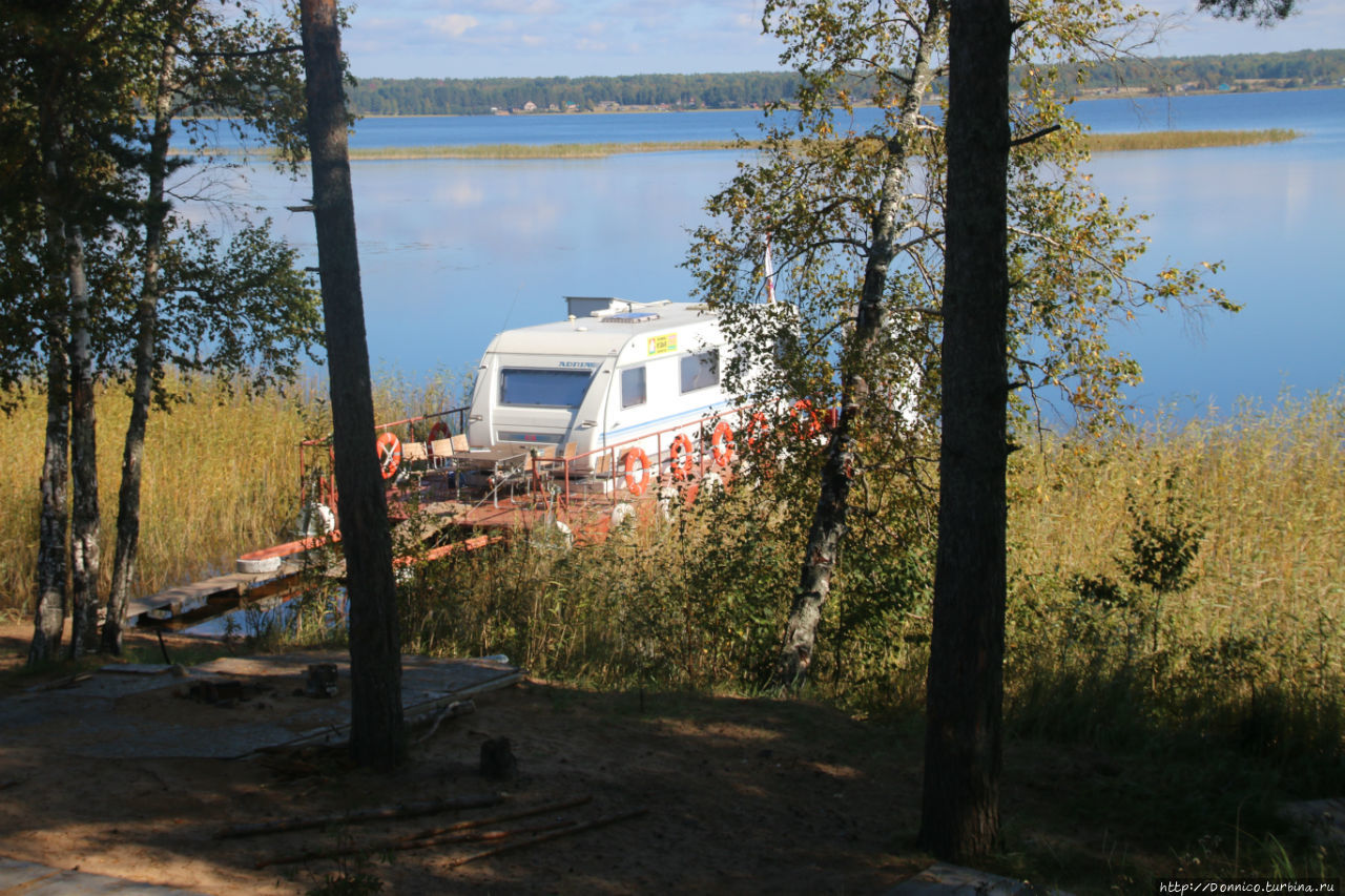 Озеро Туд, озеро Там, озеро Сям