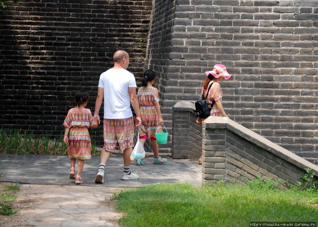 Лаолунтоу — Голова Дракона Шанхайгуан, Китай