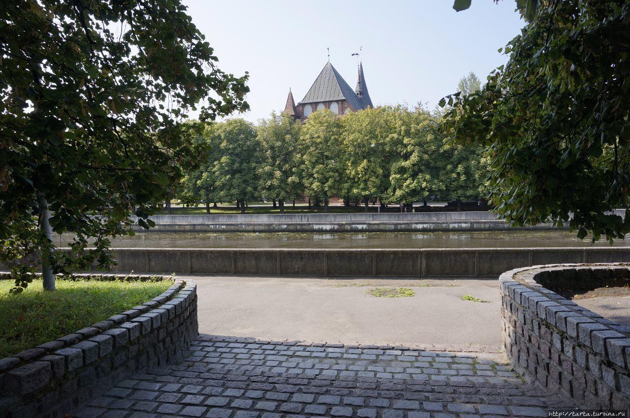 Прогуляться по Кнайпхофу значит приоткрыть завесу прошлого Калининград, Россия