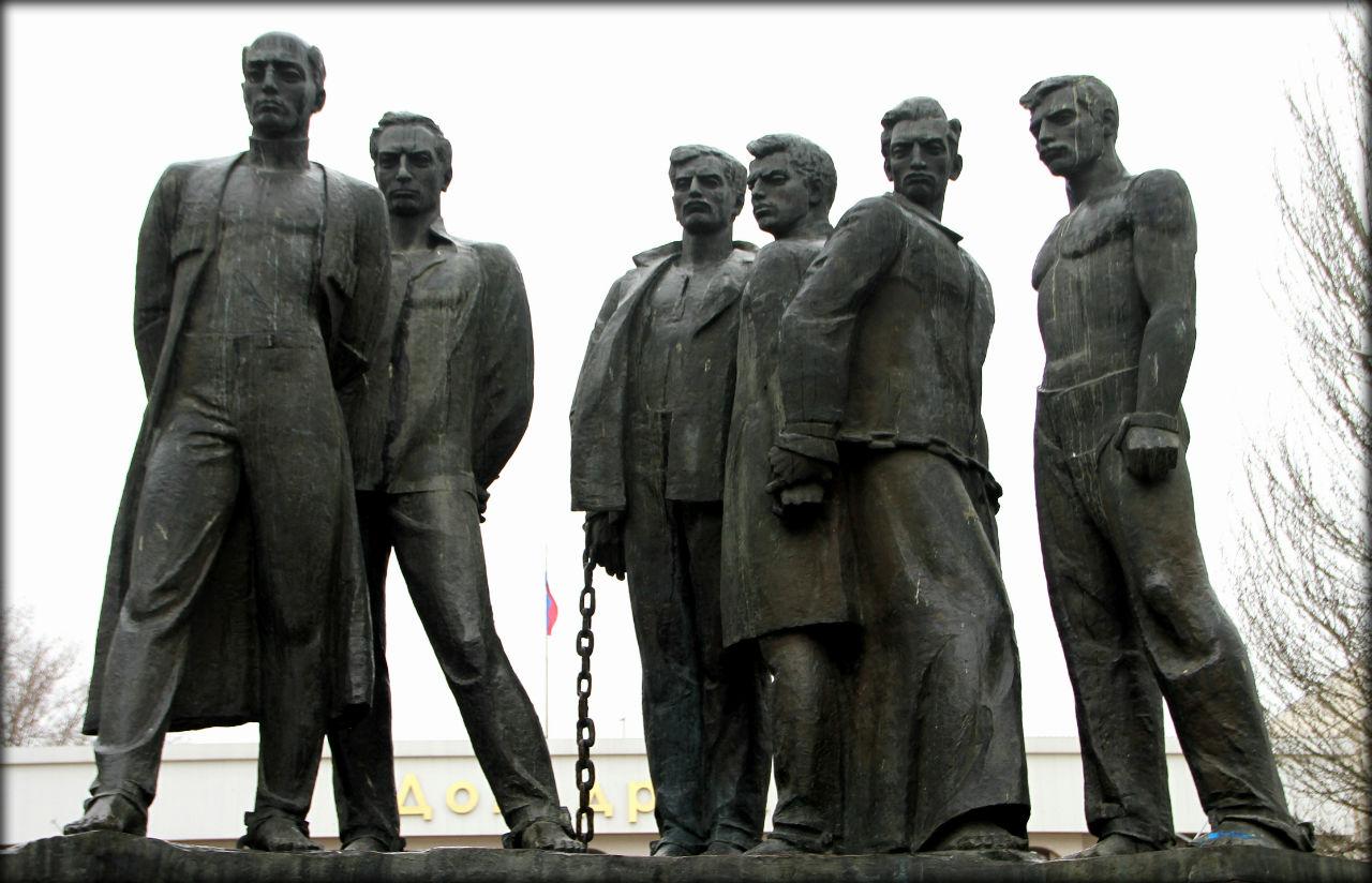 Столица Республики Дагестан