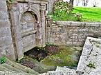Абер-Врак, развалины монастыря Богоматери Ангелов.
