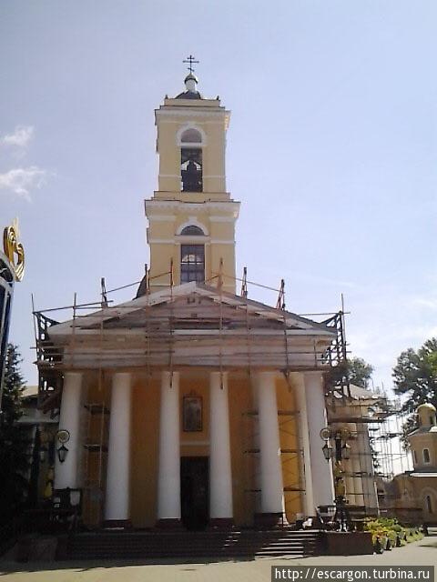Петропавловский собор (б