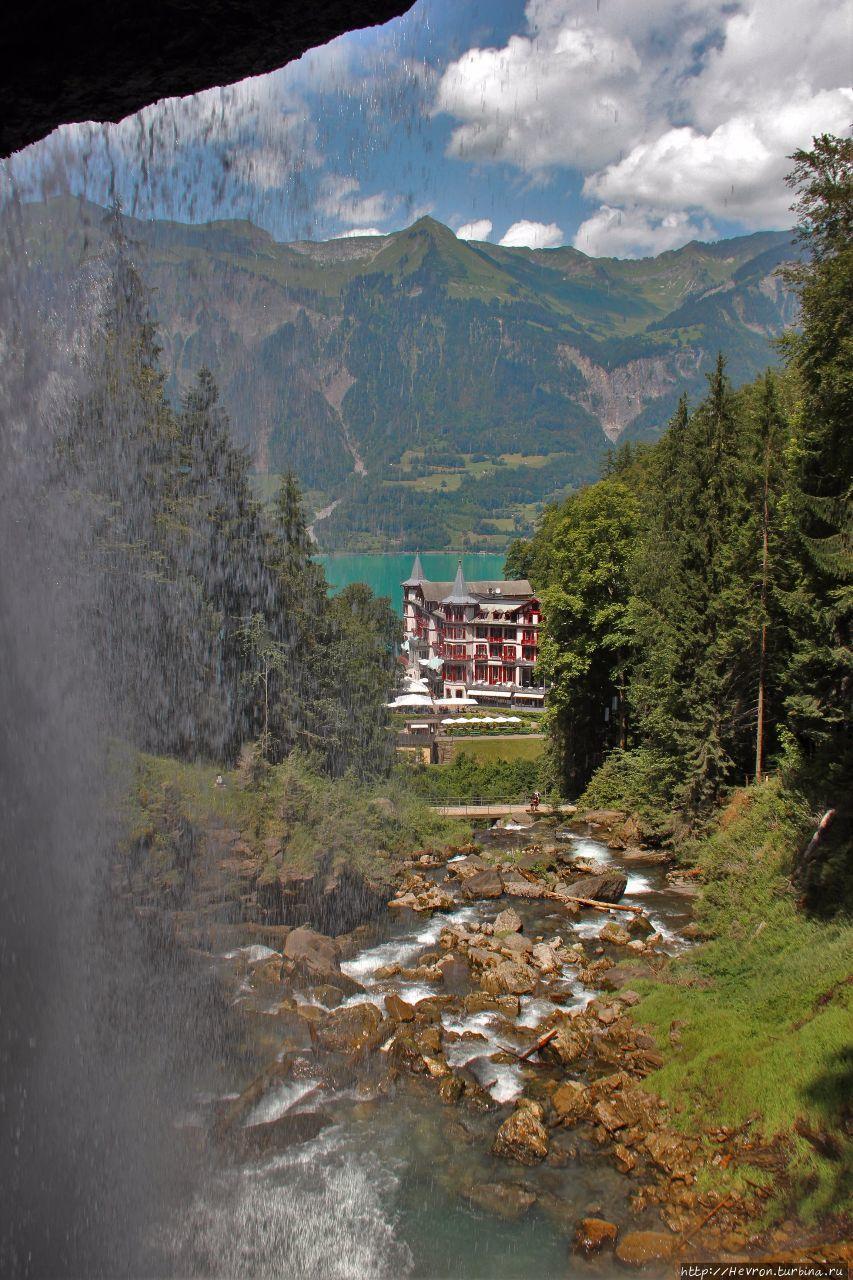 Гиссбах Бриенц, Швейцария