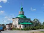 Крестовоздвиженский собор (1698—1709 гг)