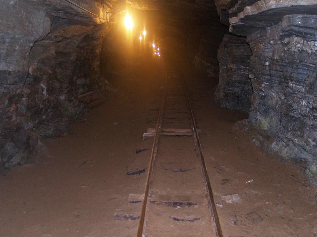 Крупнейшая в мире шахта золотодобычи в роли музея