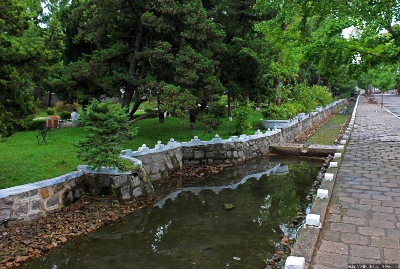 Мост Сонджук Кэсон, КНДР