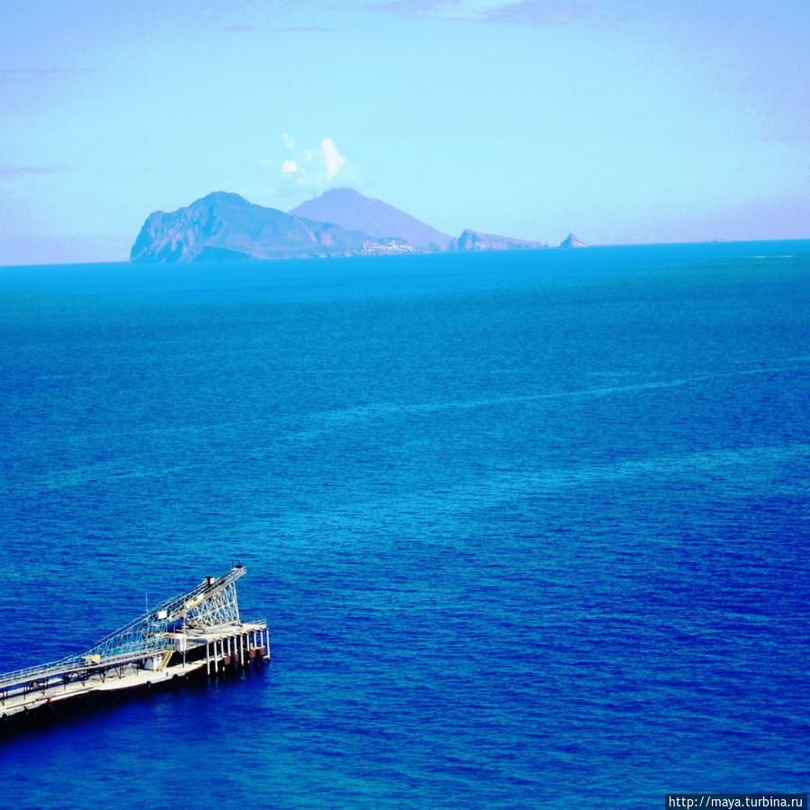 остров Салина