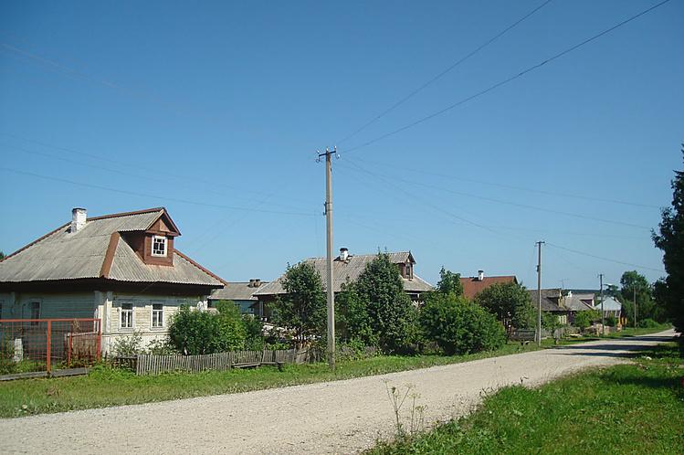 мои соседи на улице Пушки