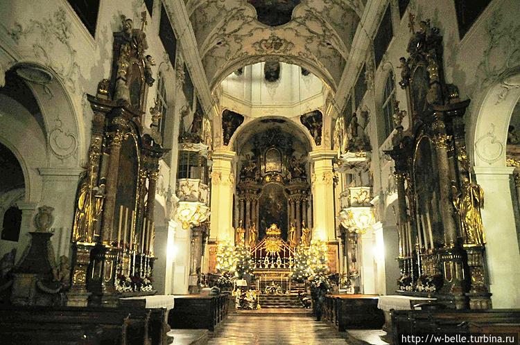Отдельные части аббатства