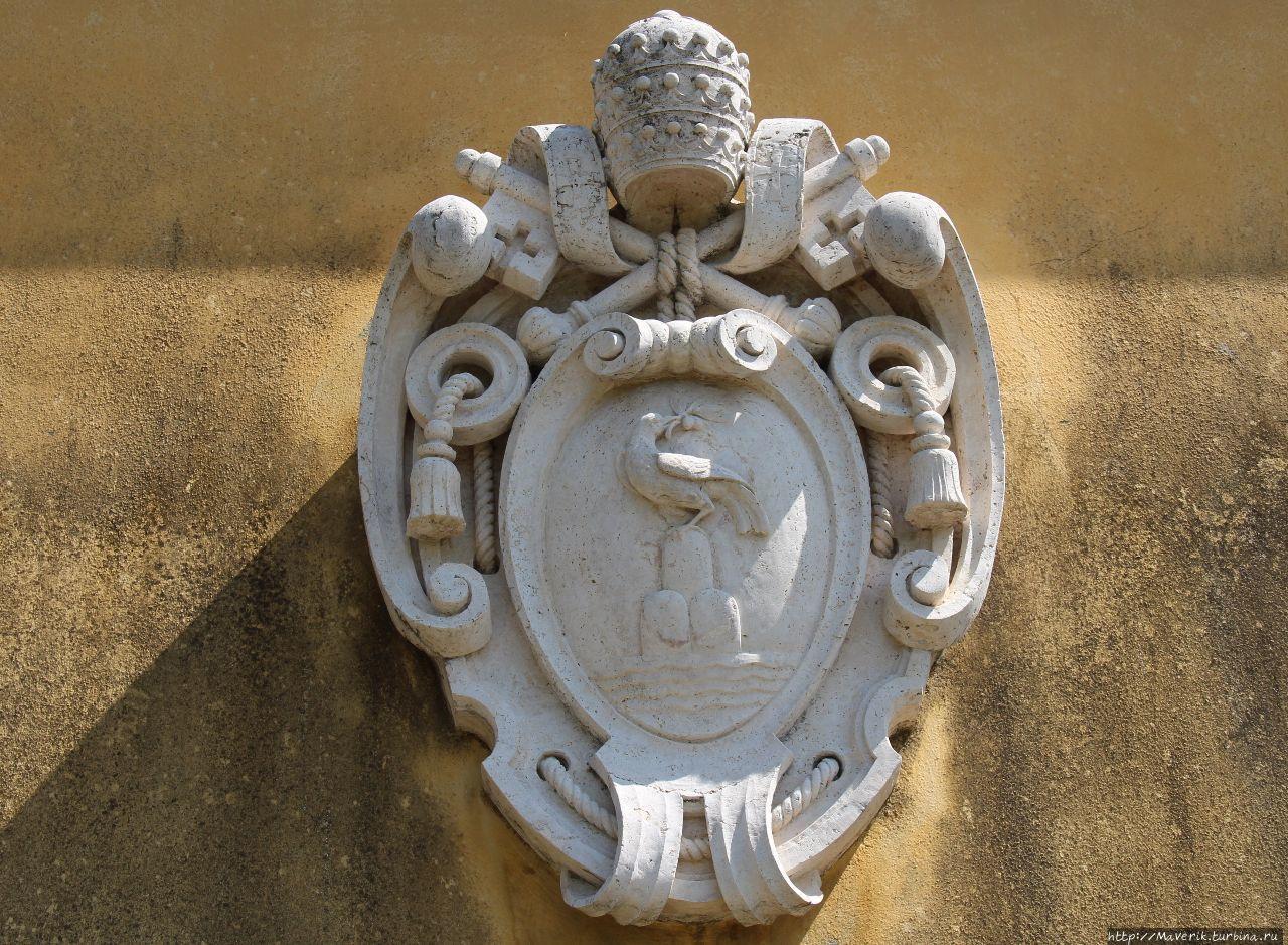 Ватикан — место, где теряются границы времени Ватикан (столица), Ватикан