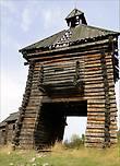 Каменская сторожевая башня образца 16 века