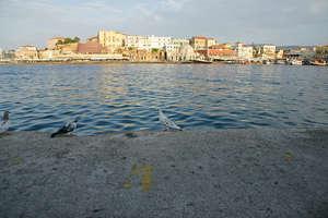 На набережной Венецианской гавани