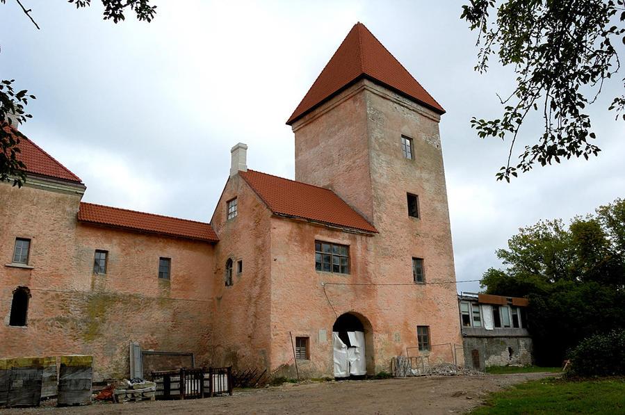 Замок Колувере