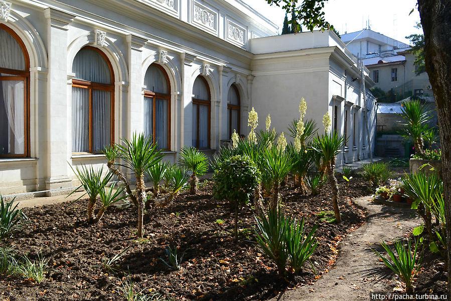 Ливадийский Дворец Ливадия, Россия