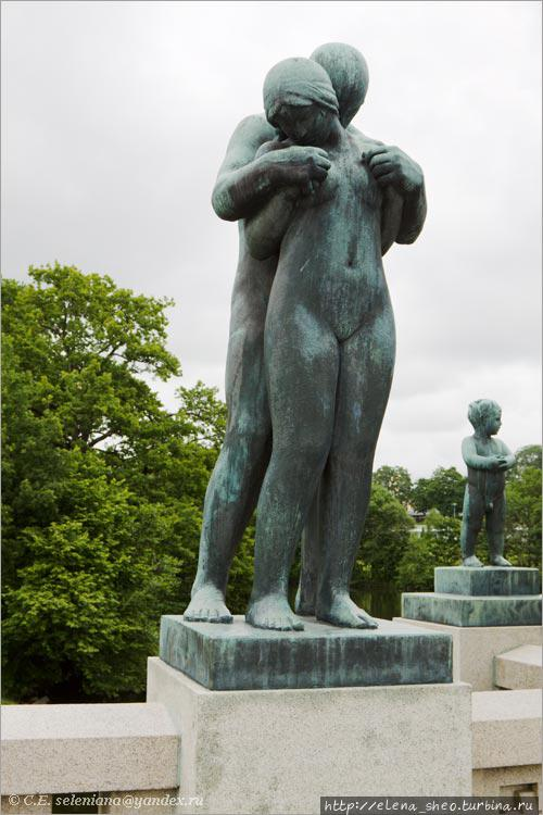 19. Самая эротичная скульптура в парке.