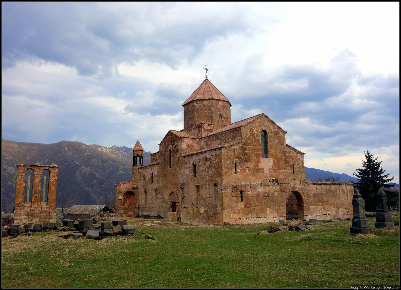Армения. День 3. Одзун. Древние камни с живой душой