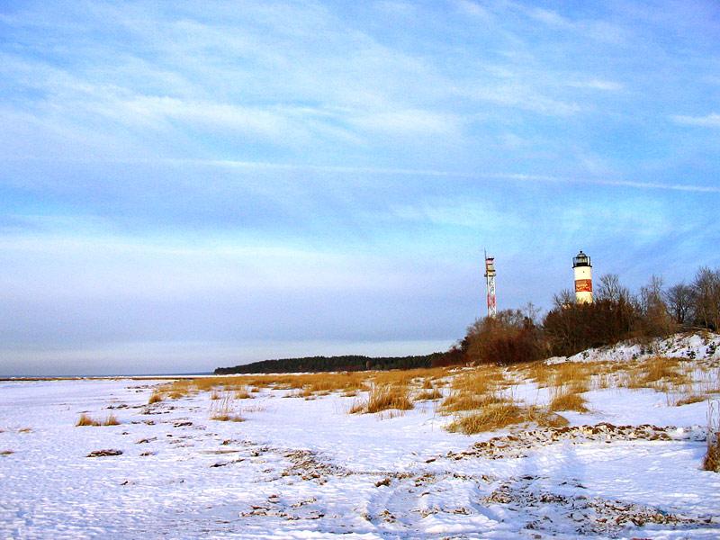 Усть-Нарвский маяк