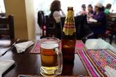 Вкусное перуанское пиво