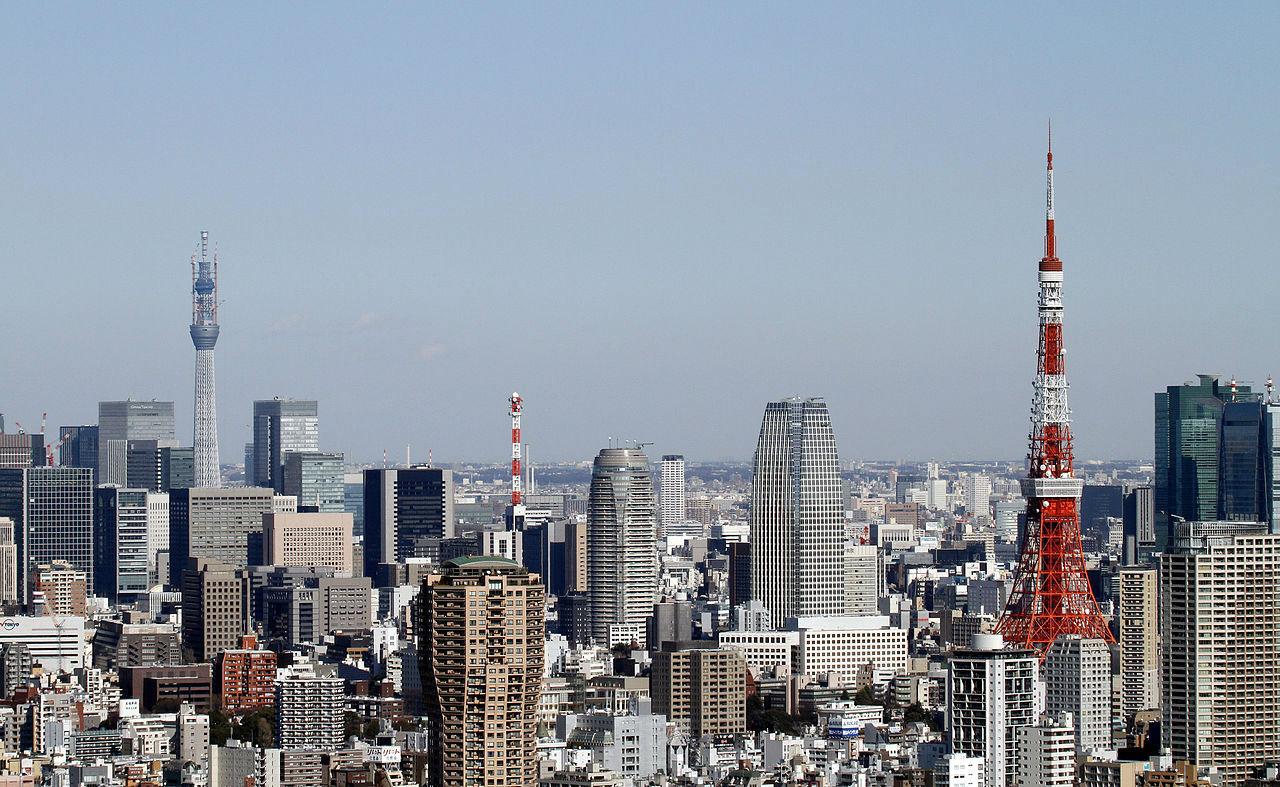 Телевизионная башня Токио Токио, Япония