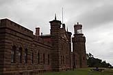 Главная местная достопримечательность — маяк с двумя башнями (ну и прожекторами, соответственно).