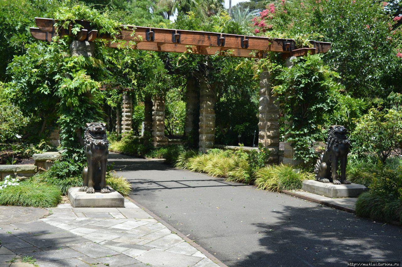 Ворота львов (Lion Gate)