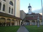 Внутренний дворик Кафедрального собора