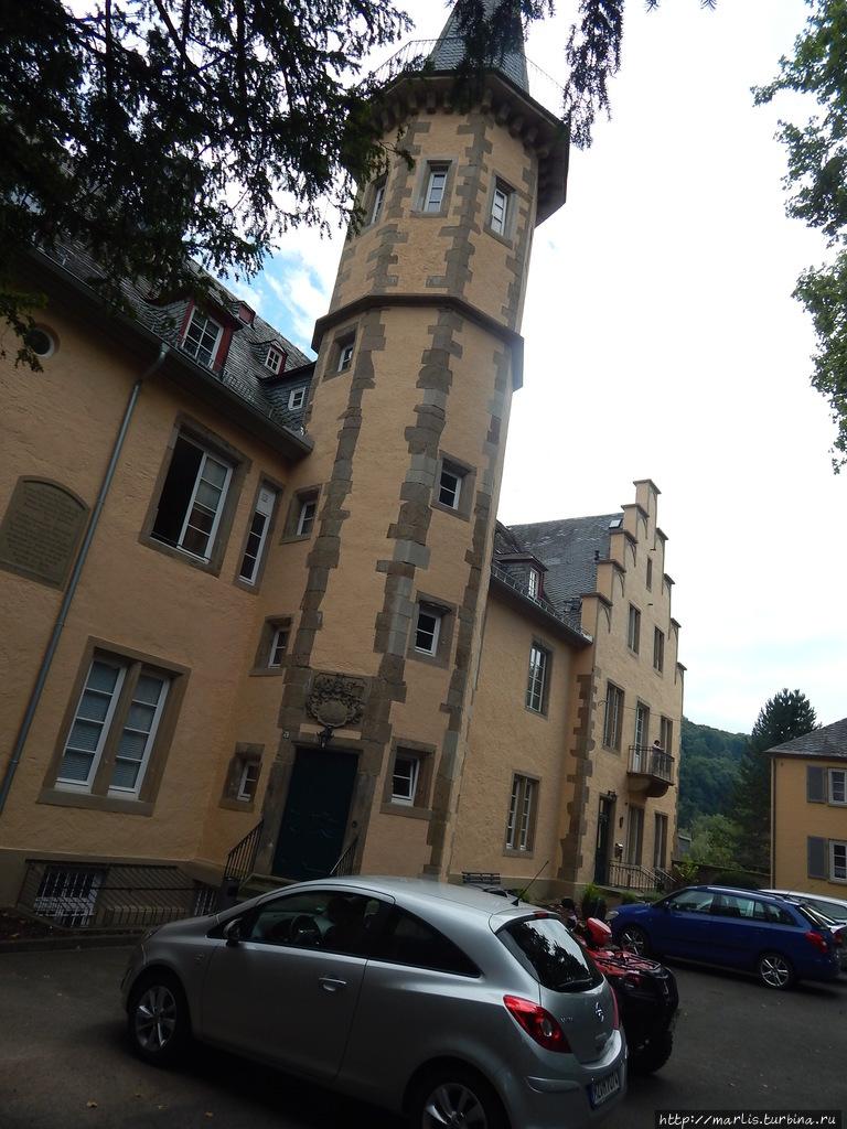 Замок Пфальцграфов, тепер