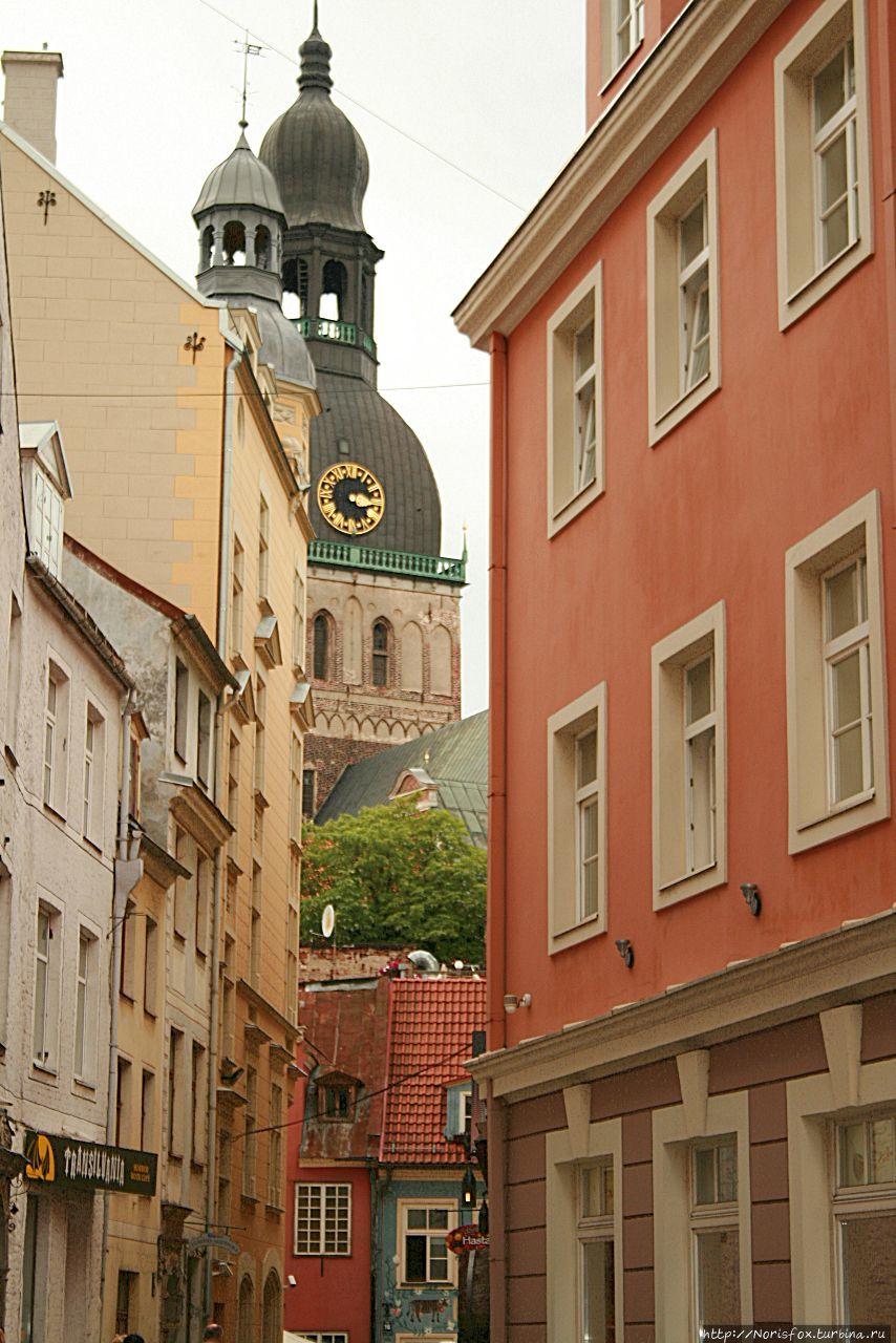 Латвия — любимая страна Латвия