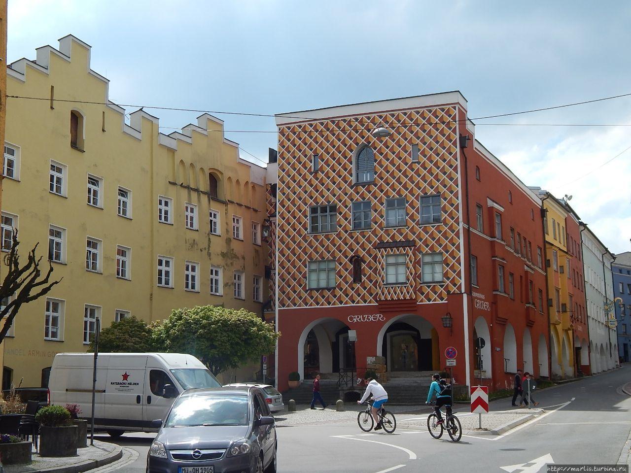 Желтые здания таможни, зд