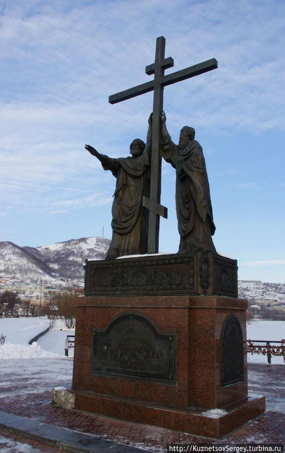 Памятник Святым апостолам Петру и Павлу