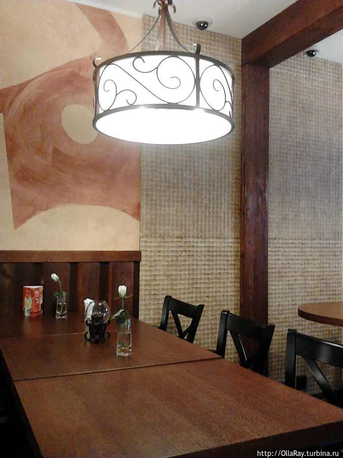 Ресторан Dos Amigos отеля.