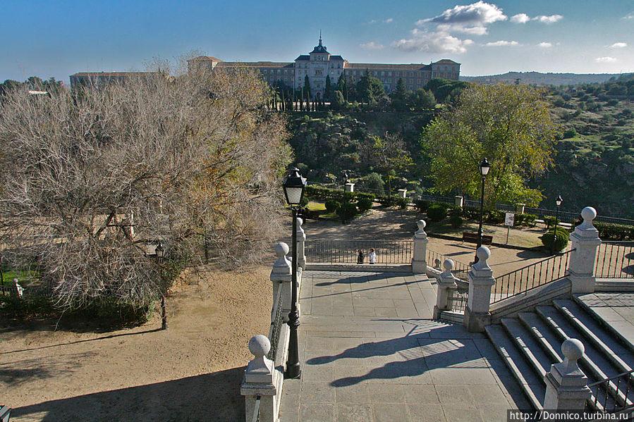Непорочное Зачатие утреннего Толедо Толедо, Испания