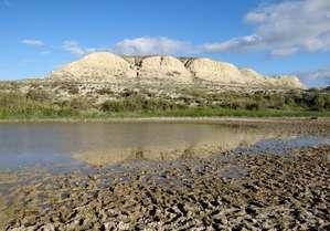 Пребывание на территории Мертвого озера платное, даже, если вы не собираетесь купаться и обмазываться грязью. Так что придется выложить 50 сомов