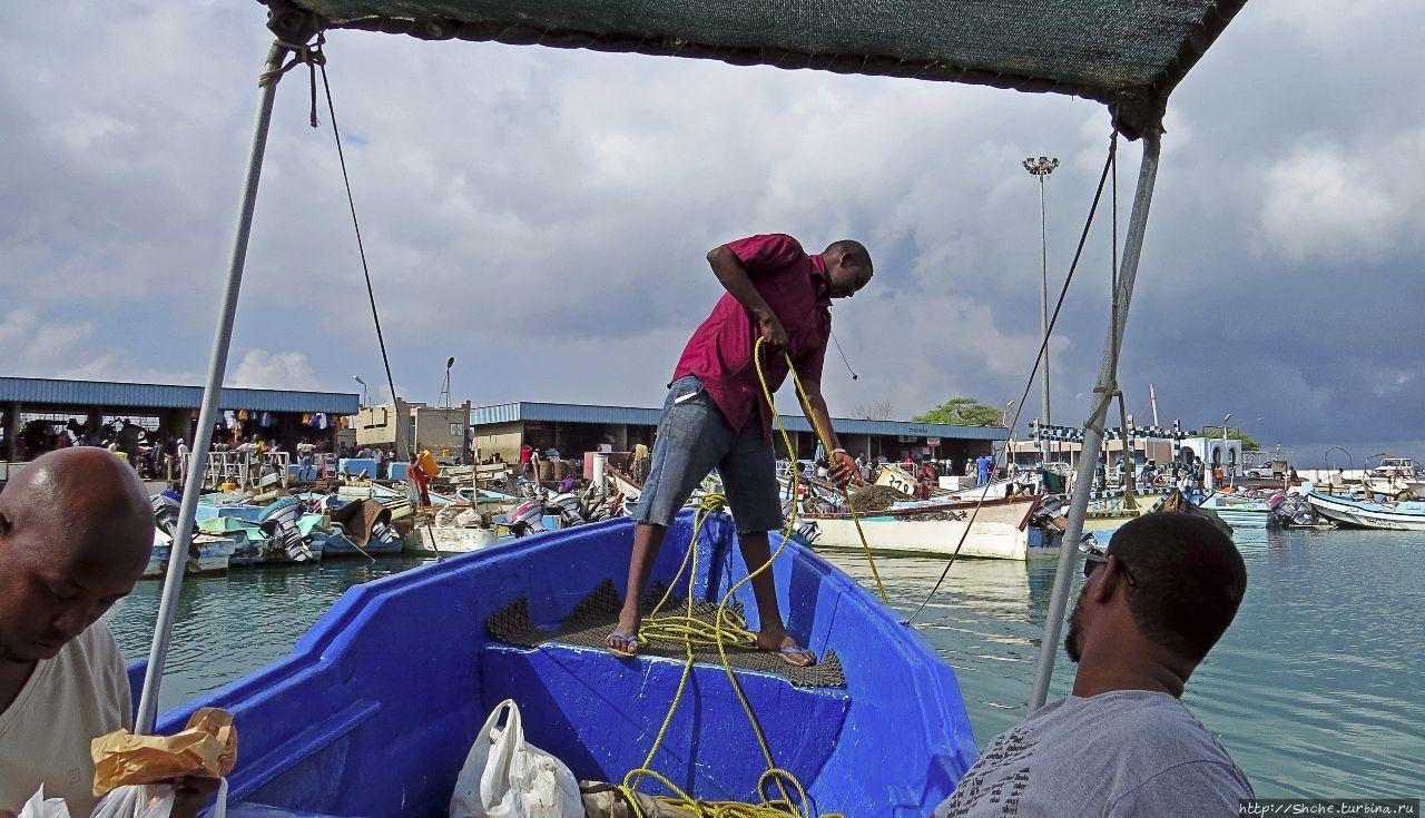 Старый порт Джибути, Джибути