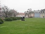 Ну и напоследок ещё один вид на Хиллерёд.   Вот так — не ожидали ничего этакого от этого города, а уехали через полдня очарованные Северным Версалем!