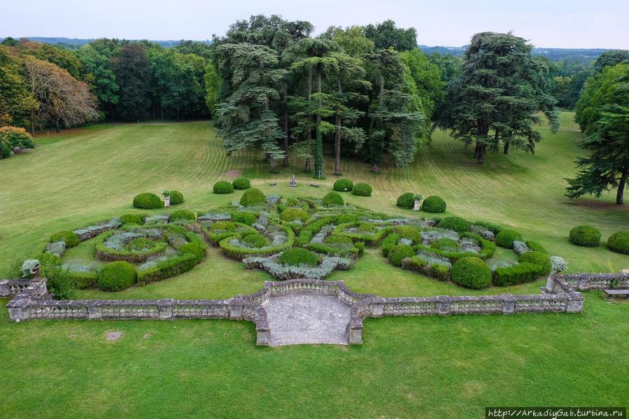 Замок Бурдезьер. Колыбель порока Монтлуи-сюр-Луар, Франция