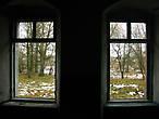 Окна в парк, который планировал Н.А.Львов. Какие разные люди смотрели из них. Какие разные мысли их посещали при этом