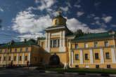Водяные ворота Покровского женского монастыря
