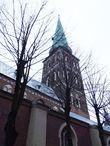 Собор святого Екоба (Якова) построили в начале XIII века.