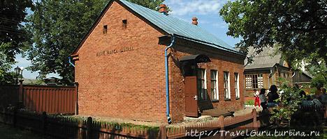 Дом-музей Марка Шагала в
