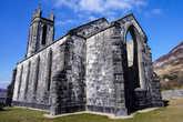 Несколько фото старой церкви с разных ракурсов.