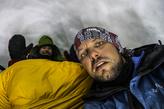 горный гид Андрей Алмазов на Хан-Тенгри