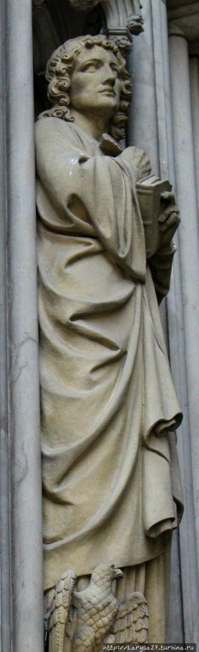 Церковь Св. Ламберта, зап
