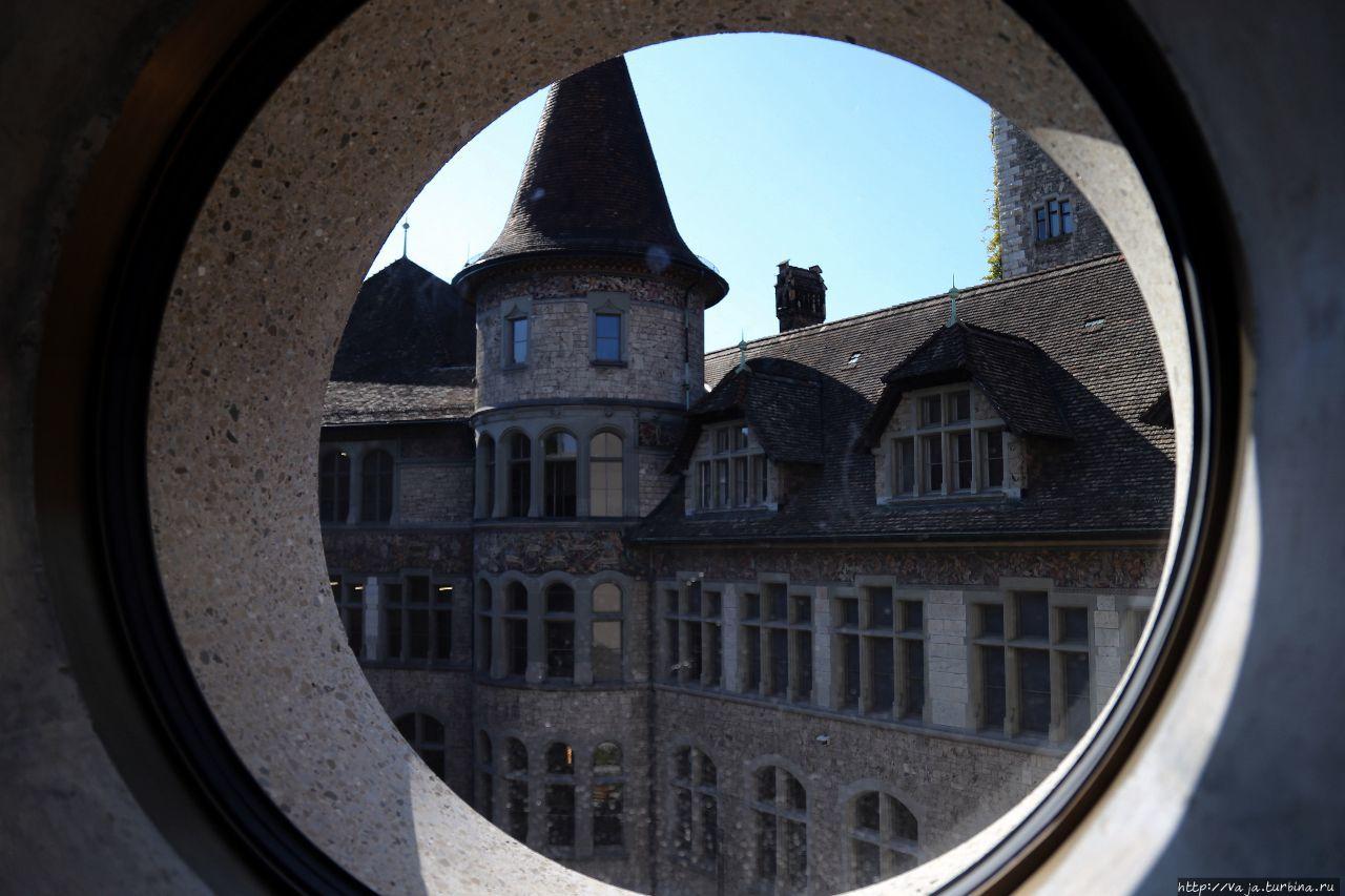 Национальный музей Швейцарии. Вторая часть Цюрих, Швейцария